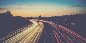 Cars On Highway - traffic ticket attorney springfield