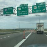 i-44 closed - traffic ticket representation springfield