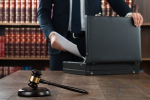 Attorney With Briefcase - best traffic ticket lawyers in springfield